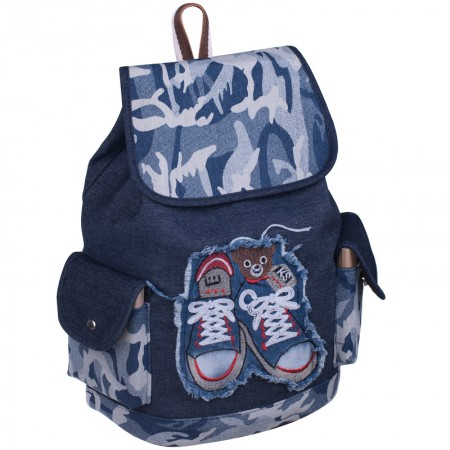 Рюкзак ArtSpace Freedom, 1 отделение, 2 кармана