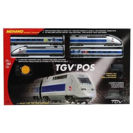 Железная дорога Mehano TGV POS