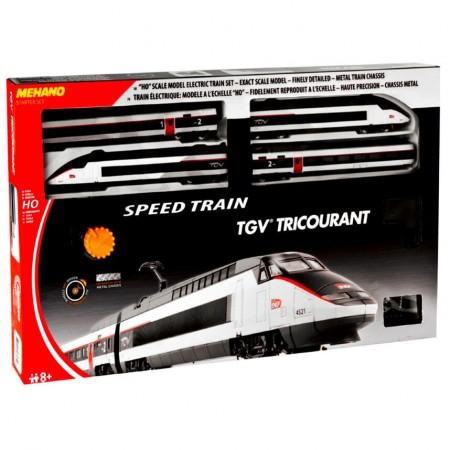 Железная дорога Mehano TGV Tricourant SNCF