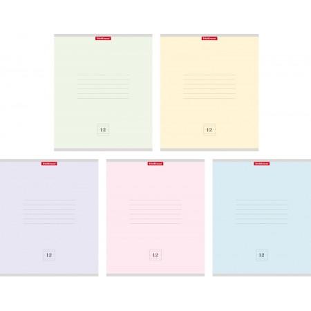 Тетрадь 12 листов линия Классика ErichKrause